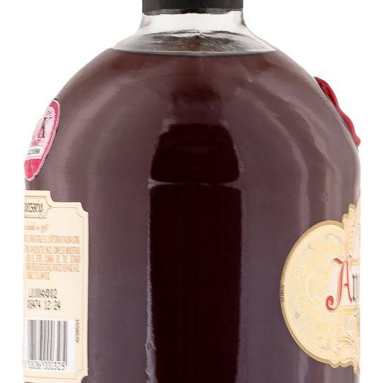 Personalised Ron Pampero Aniversario Reserva 70cl Engraved Dark Rum engraved bottle