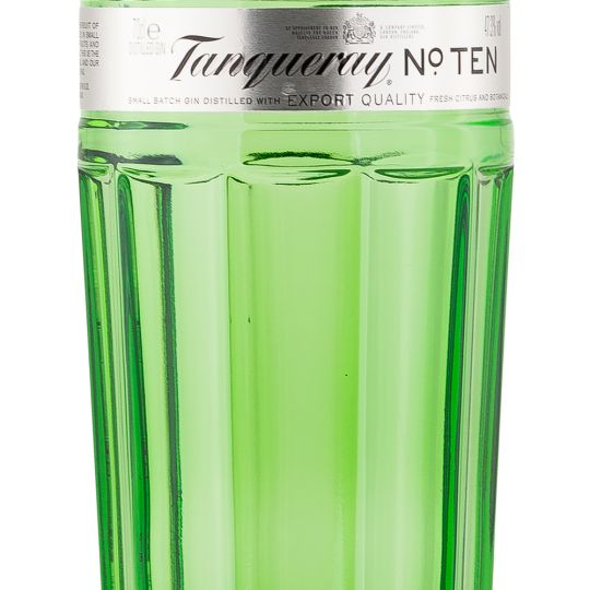 Personalised Tanqueray No 10 Gin 70cl engraved bottle