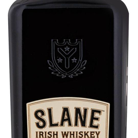 Personalised Slane Irish Whiskey 70cl Engraved Blended Whisky engraved bottle