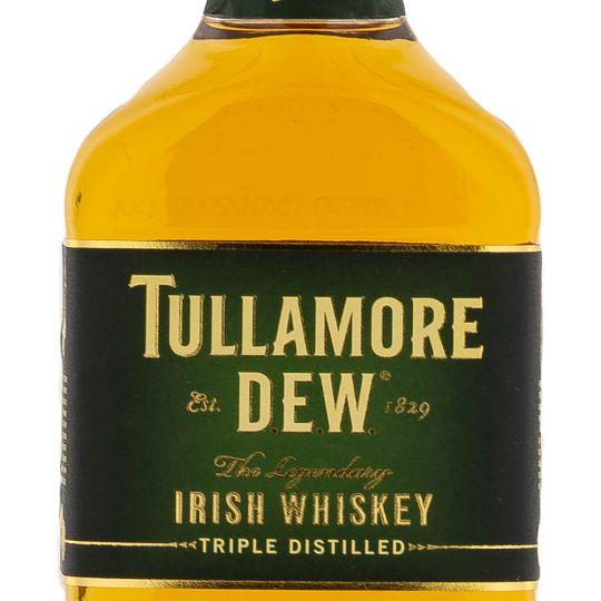 Personalised Tullamore Dew Blended Irish Whiskey 70cl Engraved Whisky engraved bottle