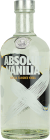 Personalised Absolut Vanilla Vodka 70cl engraved bottle