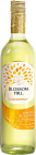 Personalised Blossom Hill Chardonnay engraved bottle