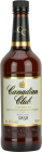 Personalised Canadian Club 70cl engraved bottle
