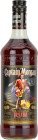 Personalised Captain Morgan Original Rum 1 litre engraved bottle