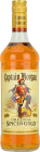 Personalised Captain Morgan Spiced Gold Rum 70cl engraved bottle