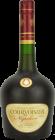 Personalised Courvoisier Napoleon 70cl engraved bottle