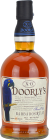 Personalised Doorlys XO Rum 70cl engraved bottle