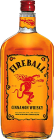 Personalised Fireball Cinnamon Liqueur 50cl engraved bottle
