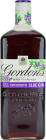 Personalised Gordons Sloe Gin 70cl engraved bottle