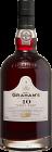 Personalised Graham's 10 Year Tawny Port engraved bottle