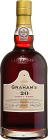 Personalised Graham's 20 Year Tawny Port engraved bottle