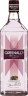 Personalised Greenalls Wild Berry Gin 70cl engraved bottle