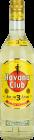 Personalised Havana Club 3 Year Old 70cl engraved bottle