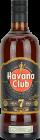 Personalised Havana Club 7 Year Old 70cl engraved bottle