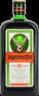 Personalised Jagermeister Herbal Liqueur 70cl engraved bottle