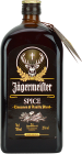 Personalised Jagermeister Spiced Liqueur 70cl engraved bottle