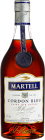 Personalised Martell Cordon Bleu 70cl engraved bottle