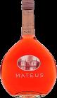Personalised Mateus Rose engraved bottle