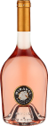 Personalised Miraval Cotes de Provence Rose engraved bottle