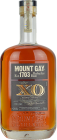 Personalised Mount Gay Extra Old 70cl engraved bottle