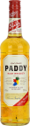 Personalised Paddy 70cl engraved bottle