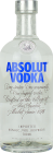Personalised Absolut Blue 70cl engraved bottle