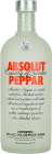 Personalised Absolut Peppar Vodka 70cl engraved bottle
