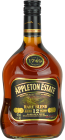 Personalised Appleton 12 Year Old 70cl engraved bottle