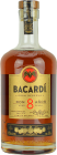 Personalised Bacardi 8 Year Old 70cl engraved bottle