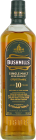 Personalised Bushmills 10 Year Single Malt 70cl engraved bottle