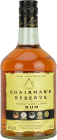 Personalised Chairmans Reserve Finest St Lucia Rum 70cl engraved bottle