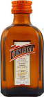 Personalised Miniature Cointreau 5cl engraved bottle