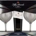Personalised Fifty Pound Gin Gift Pack 70cl engraved bottle