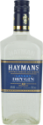 Personalised Haymans London Dry Gin 70cl engraved bottle