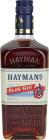 Personalised Haymans Sloe Gin 70cl engraved bottle