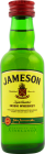 Personalised Miniature Jameson 5cl engraved bottle
