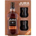 Jura 12 Year Old Glass Gift Set
