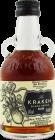 Personalised Miniature Kraken Dark Spiced Rum 5cl engraved bottle