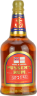 Personalised Pusser's Spiced Rum engraved bottle