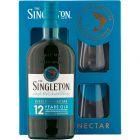 Singleton of Dufftown 12 Year Old 2 Glass Set