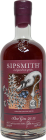 Personalised Sipsmith Sloe Gin 50cl engraved bottle
