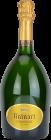 Personalised Ruinart Brut 75cl engraved bottle