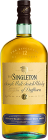 Personalised Singleton of Dufftown 12 Year Old 70cl engraved bottle