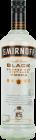 Personalised Smirnoff Black Label Vodka 70cl engraved bottle