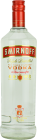 Personalised Smirnoff Red 100cl engraved bottle