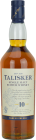 Personalised Talisker 10 Year Old 70cl engraved bottle