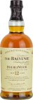 Personalised Balvenie 12 Year Old Double Wood 70cl engraved bottle