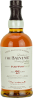 Personalised Balvenie 21 Year Old 70cl engraved bottle