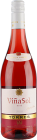 Personalised Torres Vina Sol Rose Catalunya engraved bottle