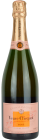 Personalised Veuve Clicquot Rose NV Champagne engraved bottle